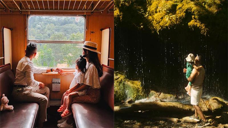 Bộ ảnh picnic trong Rừng Đen đẹp như cổ tích của gia đình Việt ở Đức giữa mùa dịch, vừa bình yên lại chẳng tốn kém nhiều