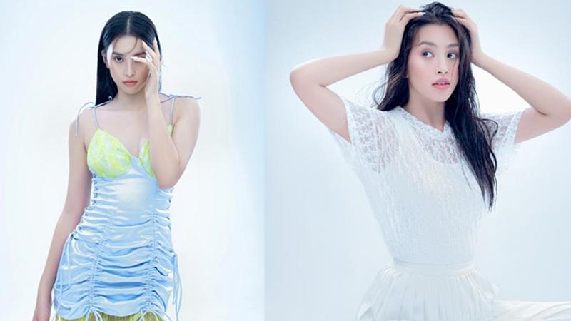 Đón tuổi mới, Hoa hậu Tiểu Vy chơi lớn với bộ ảnh thời trang biến hóa đầy sắc màu khiến fan thích thú