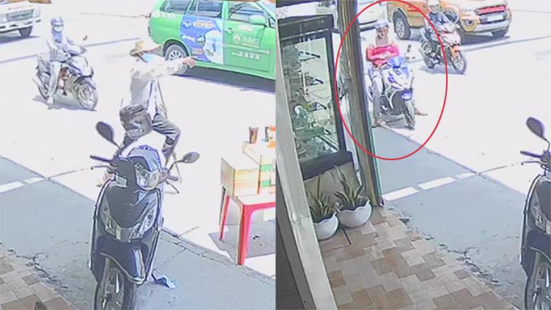 Phẫn nộ người đàn ông giả vờ mua rồi cướp hết vé số của người khuyết tật