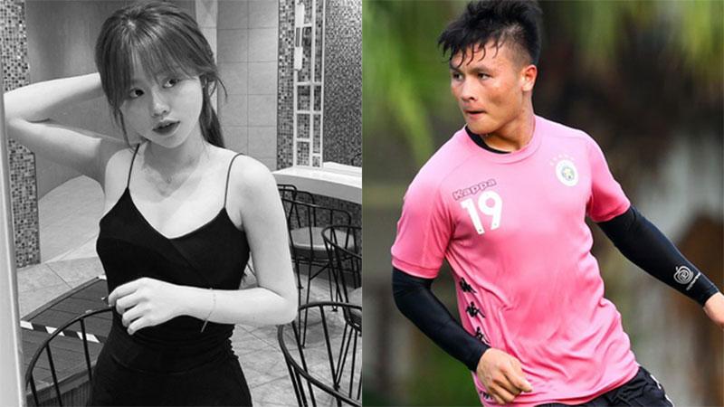 Trước khi xóa sạch ảnh chung với Huỳnh Anh, cầu thủ Quang Hải vẫn ngọt ngào 'thả tim' hình ảnh bạn gái không sót tấm nào