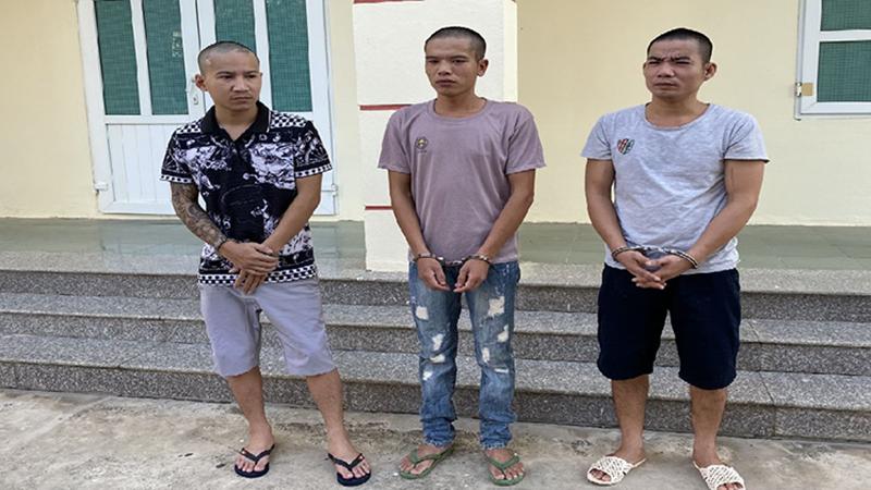 Bắt ổ nhóm chuyên trộm cắp vật liệu xây dựng để lấy tiền mua ma túy