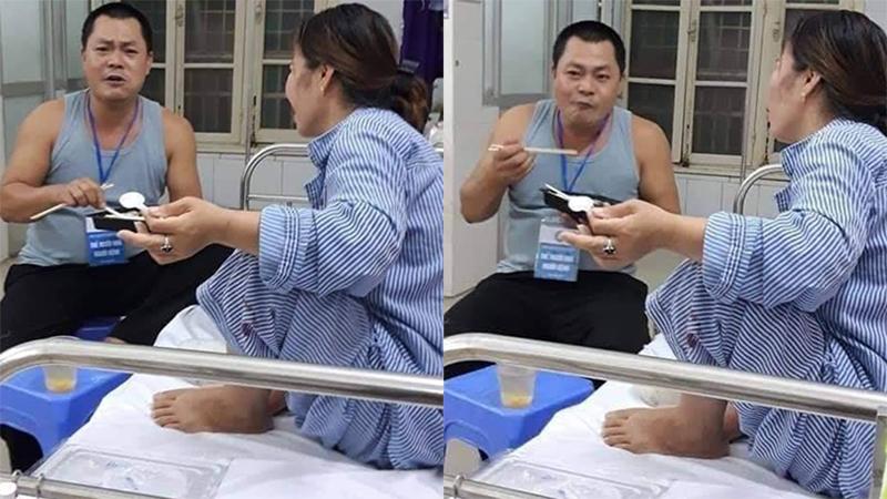 Người đàn ông Bắc Giang hiến máu giúp bệnh nhân nặng khốn khó: 'Thêm chút của cháu mà mai bố em ấy được mổ'