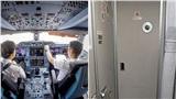 Chiếc cửa bé xíu trên buồng lái máy bay nhưng lại có 'sức mạnh' cực lớn như áo giáp bảo vệ sự an toàn cho các phi công và toàn bộ hành khách