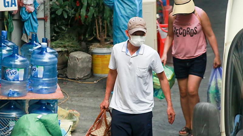 Lịch trình chi tiết của BN1036 ở Đà Nẵng: Làm việc ở cơ quan, từng tiếp xúc với nhiều ca dương tính Covid-19 trước đó