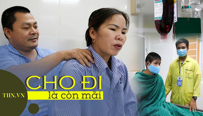 Gặp người đàn ông hiến máu cứu người xa lạ mắc bạo bệnh: 'Mình còn khỏe mạnh, ai cần thì mình giúp thôi'