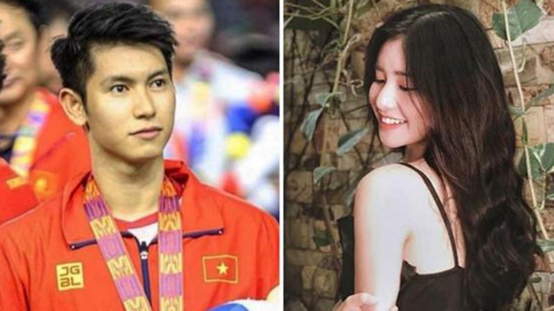 Hotboy U23 Việt Nam công khai bạn gái nhan sắc tinh khôi