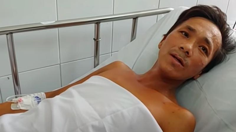 Người đàn ông bị rắn hổ mang cắn đã hồi phục hoàn toàn: 'Cảm ơn bác sĩ đã đưa tôi từ cõi chết trở về'