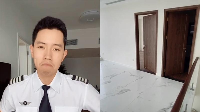 Quang Đạt - chàng cơ trưởng trẻ tuổi khoe việc tậu 2 căn nhà trên story rồi than thở không biết nên ở căn nào