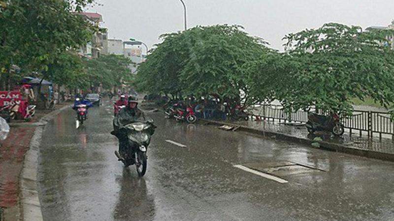 Tin tức dự báo thời tiết mới nhất hôm nay 14/9/2020: Bắc Bộ mưa dông rải rác