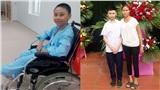 Người mẹ có con trai bị ung thư xương phải cắt bỏ chân trái: 'Con lạc quan như thế, tôi không thể gục ngã'