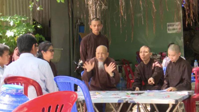 Kết quả xác minh 'Tịnh thất Bồng Lai' không có trẻ mồ côi: Lừa gạt niềm tin của mọi người để trục lợi