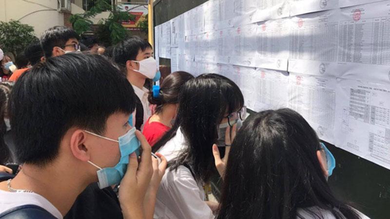 275.530 thí sinh điều chỉnh nguyện vọng xét tuyển đại học