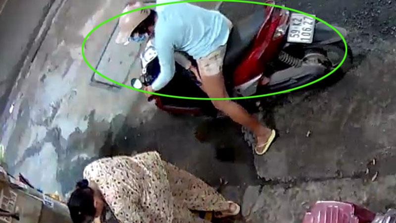 Công an vào cuộc truy bắt vụ người phụ nữ xúi trẻ nhỏ trộm tiền của cụ bà bán nước vỉa hè