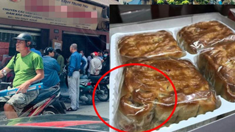 Tiệm bánh Trung thu cổ truyền nức tiếng Hà Nội bị bóc phốt làm bánh lòi cả nhân, ăn toàn mỡ là mỡ