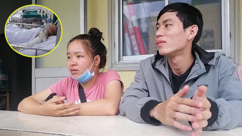 Thiếu nữ 15 tuổi bị bạn trai tẩm xăng đốt đã qua đời: Chị gái cạn nước mắt tiễn em về nơi vĩnh hằng