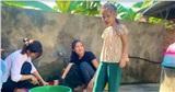 Bé gái 5 tuổi bật khóc nức nở vì thấy bố mẹ làm thịt con cá