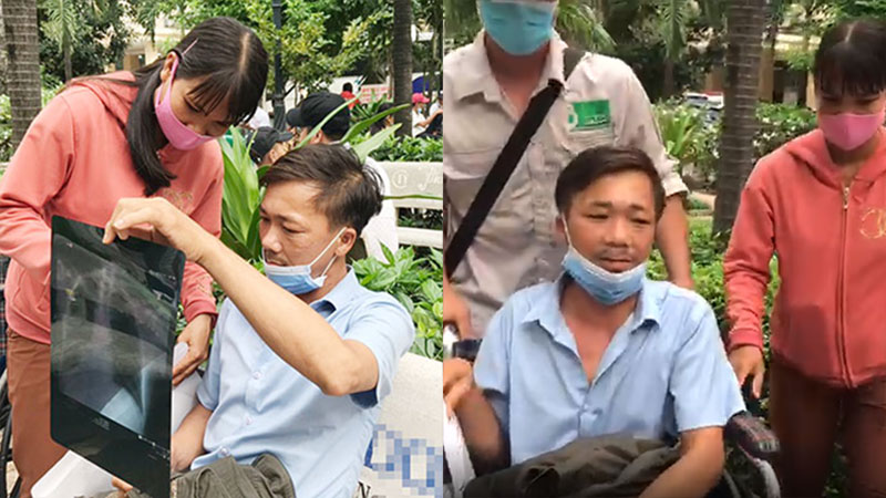 Người đàn ông bị rắn hổ mang cắn bất ngờ nhập viện điều trị lần 2