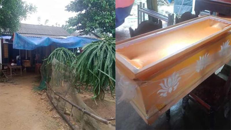 Bé trai 2 tuổi rơi xuống nền nhà ngập nước lũ tử vong thương tâm ở Quảng Trị: Cha mẹ bàng hoàng chưa thể tin nổi...
