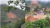 Hiện trường xảy ra vụ sạt lở khiến 20 chiến sĩ nghi bị vùi lấp, mất tích ở Quảng Trị