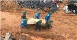 Đã tìm thấy tất cả 22 thi thể vụ sạt lở kinh hoàng ở Quảng Trị
