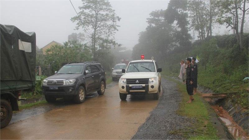 Tìm thấy 17 thi thể quân nhân mất tích vì sạt lở ở Quảng Trị, đội cứu hộ tiến sâu vào chân núi