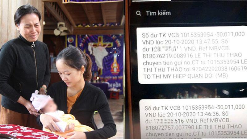 Vợ của nạn nhân tử vong ở thủy điện Rào Trăng bị kẻ gian lừa đảo 100 triệu đồng qua điện thoại: 'Em biết phải làm sao đây?'