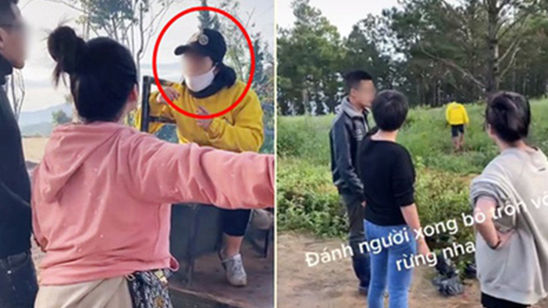 Nhóm bạn trẻ bức xúc tố lên Đà Lạt săn mây bị 'chặt chém' vô cớ 420.000 đồng tiền vé, còn bị người thu vé đánh rồi bỏ chạy vào rừng?