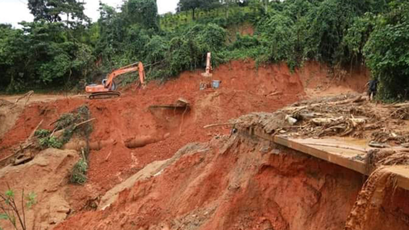 [CẬP NHẬT] SẠT LỞ Ở QUẢNG NAM: Đã tìm thấy 11 thi thể, còn khoảng 40 người mất tích