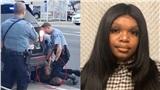 Quay video cảnh sát Mỹ đè gãy cổ người da màu, nữ sinh 17 tuổi nhận giải thưởng danh giá