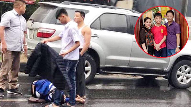 Gia đình có con trai gặp nạn bất tỉnh trên đường: 'Chúng tôi biết ơn những người tốt bụng giúp con lúc nguy kịch'