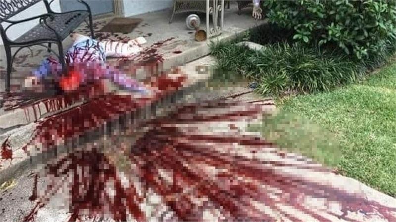 Đón Halloween, thanh niên tự tay biến ngôi nhà thành hiện trường vụ thảm sát đẫm máu, ai nhìn cũng 'khiếp sợ'