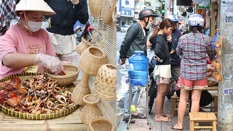 Mâm cua đồng miền Tây có gì mà bao người Sài Gòn chen chân thưởng thức?