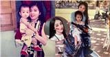 Cô gái bắt trend khoe ảnh mẹ thời trẻ: 'Mình tự hào khi nhiều người nhận xét mình không xinh bằng mẹ'