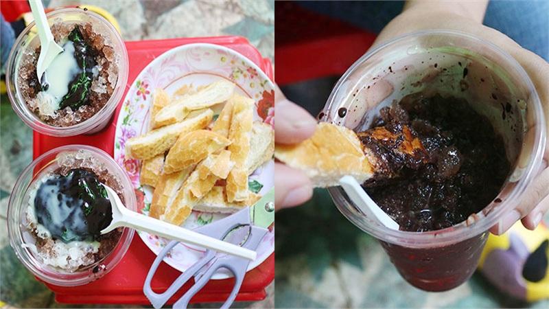 Gánh ca cao đá chấm bánh mì nơi góc chợ: Hơn 30 năm ngọt đắng vị Sài Gòn