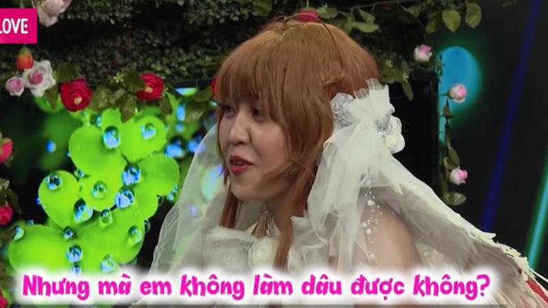 Cô gái không muốn làm dâu cũng không thể tiết kiệm, lời đáp của chàng trai khiến khán giả BMHH tán thưởng