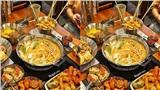 Cửa hàng buffet Tokbokkinổi tiếng ở Hà Nội bị phản ánh việc đồ ăn ít, lên đồ chậm, khéo đuổi khách đang ăn