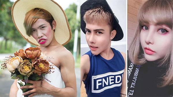 'Công chúa thủy tề' Tùng Sơn bất ngờ bị tố ăn cắp ảnh của 'gái thẳng' lên mạng sống ảo
