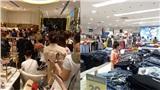 Ngộp thở Black Friday: Nhiều hàng hiệu siêu giảm giá 70%, khách chê 'không phong phú'