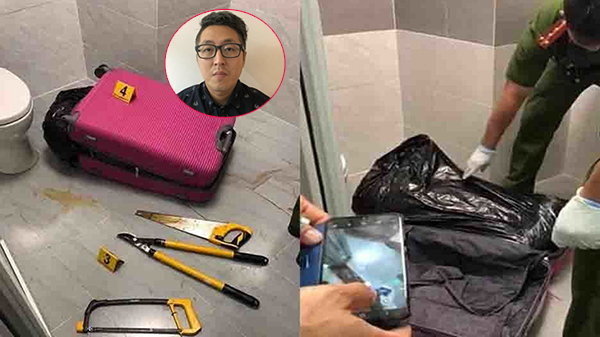 Vụ giết người phân xác giấu trong vali: Tiết lộ động cơ gây án thực sự của nghi phạm