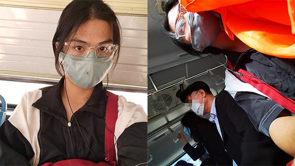 Thanh niên ở Hà Nội đi xe bus bị người đàn ông sàm sỡ vì nhầm là con gái