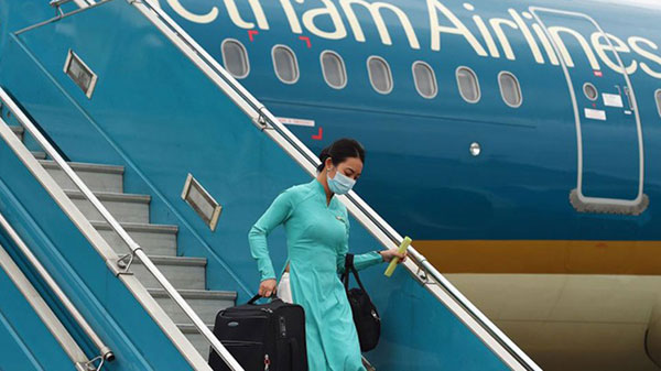 Lời xin lỗi của Vietnam Airlines vụ tiếp viên để lây nhiễm Covid-19