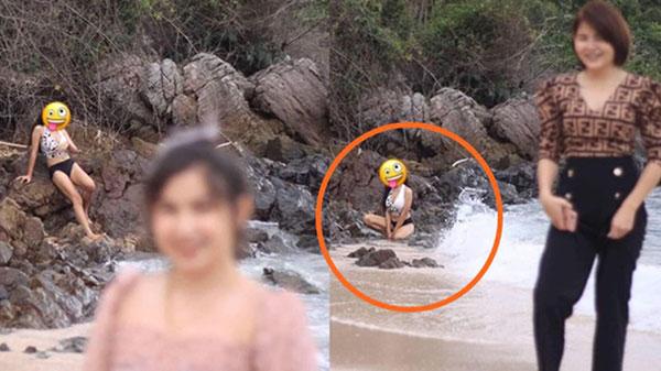 Anh chàng chụp ảnh cho hội chị em nhưng chỉ lấy nét vào mẫu mặc bikini, dân mạng 'dự' cái kết không êm đẹp