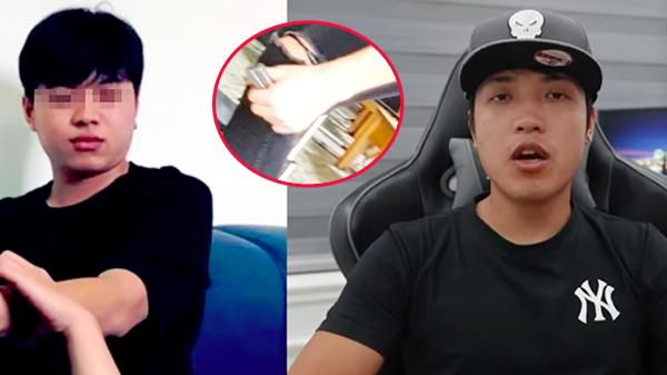 Vlogger NTN bị lừa đảo 60 triệu đồng, hẹn gặp mặt thì kẻ xấu mang theo dao bấm đe dọa