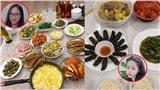 Nhật Lê - 'tình cũ' Quang Hải khoe mâm cơm tự nấu sang xịn như nhà hàng, so với cơm Huỳnh Anh nấu quả là khác nhau trời vực!