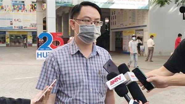 Phó hiệu trưởng Đại học Hutech: 'Bệnh nhân 1342 thuộc diện đào tạo từ xa, hôm đến trường là buổi học đầu tiên'