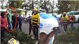 Cộng đồng truy tìm tài xế xe ôm công nghệ lấy trộm điện thoại của người bị tai nạn giao thông