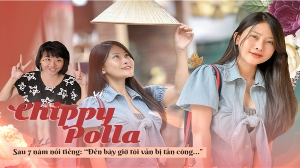 'Cô gái xấu xí' Chippy Polla sau 7 năm nổi tiếng: 'Đến bây giờ tôi vẫn bị tấn công…'