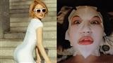 Giật mình hình ảnh làm đẹp của hot girl Trâm Anh: Đắp mặt nạ, nằm trợn mắt khoe môi dày như tiêm filter