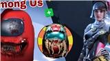 Game mobile sinh tồn 'hút máu' lãi nhất thế giới ra mắt chế độ chơi bắt chước y hệt Among Us
