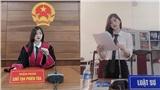 Tìm ra danh tính 'hot girl thẩm phán' gây thương nhớ vì thần thái quá xinh đẹp khi ngồi ghế Chủ tọa
